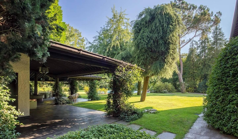 Villa avec jardin et terrasse Castelletto sopra Ticino