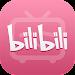bilibili - 高清新番原创视频社区 icon