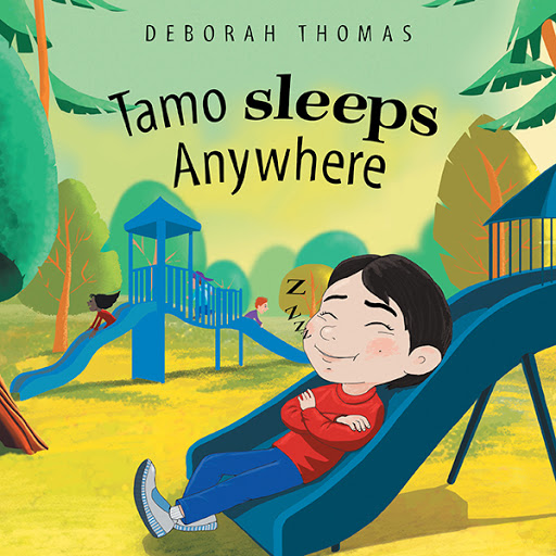 Tamo Sleeps Anywhere cover