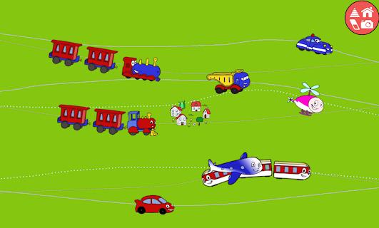 Trains, cars & games for kids screenshot 17