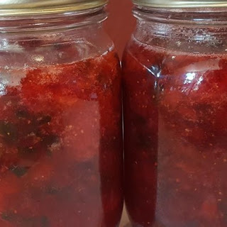 Jalapeno Strawberry Jam.