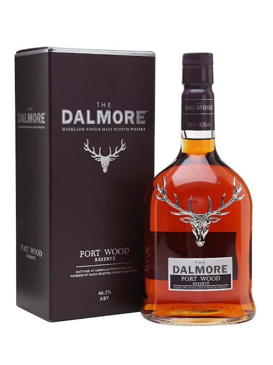 Logo for The Dalmore Port Wood