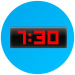 Alarm Clock with Music Free Icon