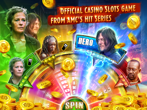 The Walking Dead: Free Casino Slots modavailable screenshots 12