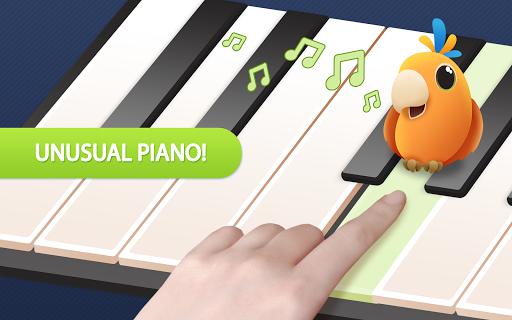 話Parrotピアノ
