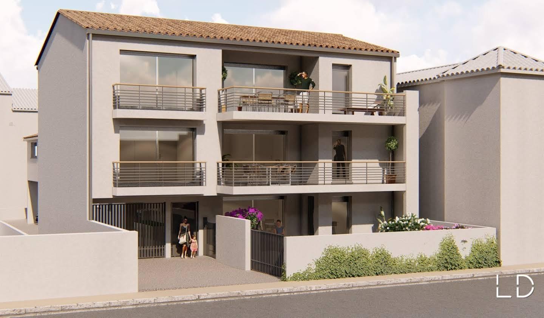 Apartment with terrace Grau d'Agde