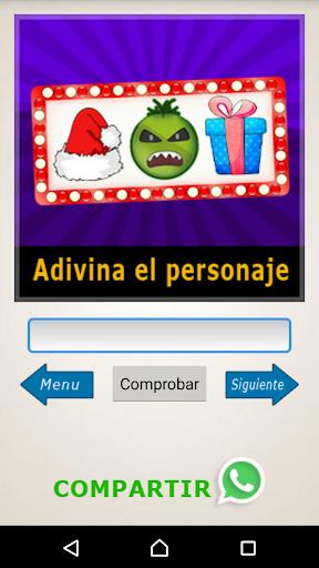 Adivina el Personaje - Siluetas, Emojis, Acertijos screenshot 7