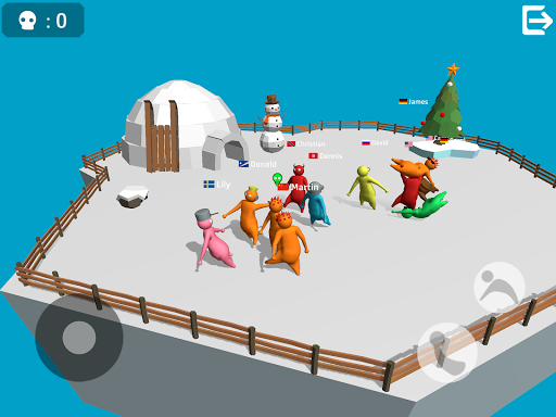 Noodleman.io - Fight Party Games apkpoly screenshots 8