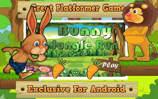 Bunny Jungle Adventure