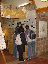 Photo: Punto de información del Centro de Interpretación