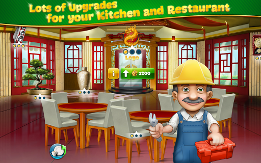 Cooking Fever screenshot 11