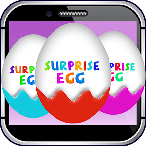 Surprise Eggs For Girls & Boys for PC and MAC
