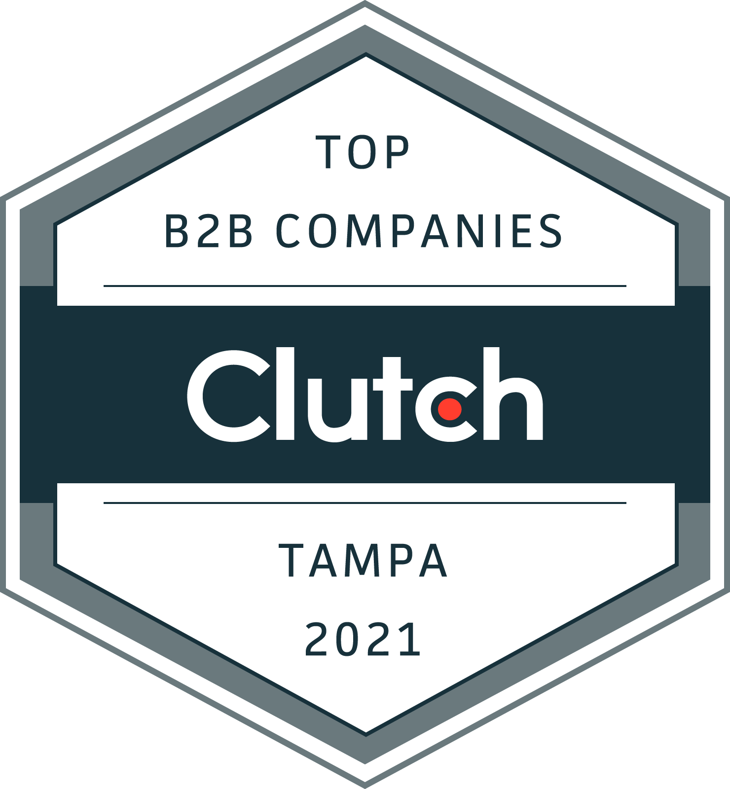 B2B Business Experts Bags Top Digital Strategy Agency Award on Clutch