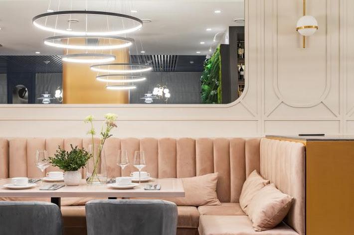 Фото №7 зала Ресторан «АМО»