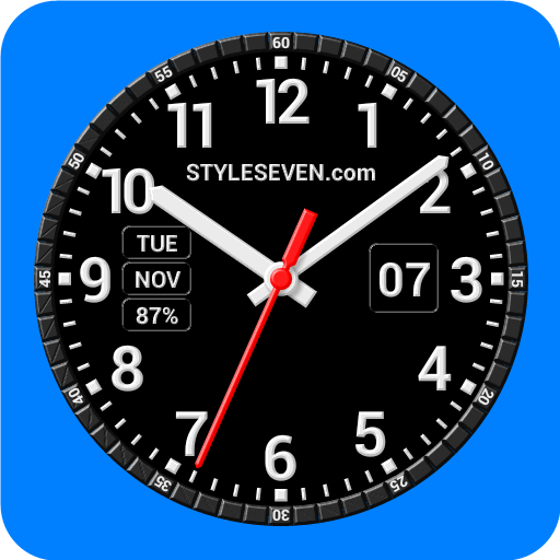 Analog Clock Constructor-7 - Apps on Google Play