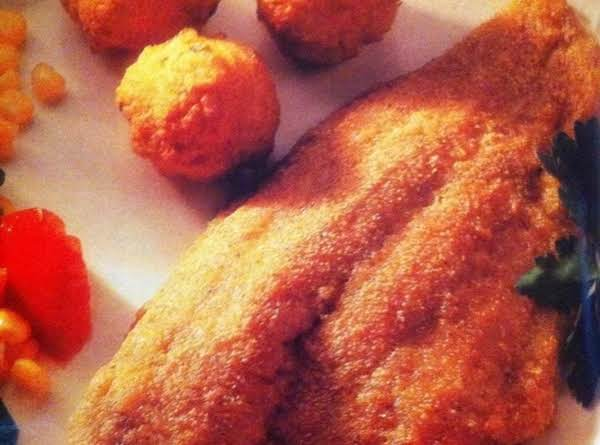 Southern Fried Catfish With Hush Puppies