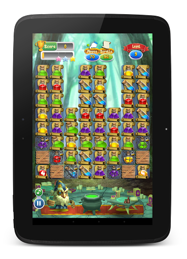 Magic Blender - Magic Potions - Match 3 apktram screenshots 10