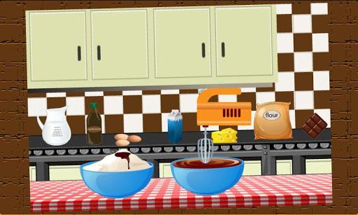 ブラウニーメーカー - 料理ゲーム