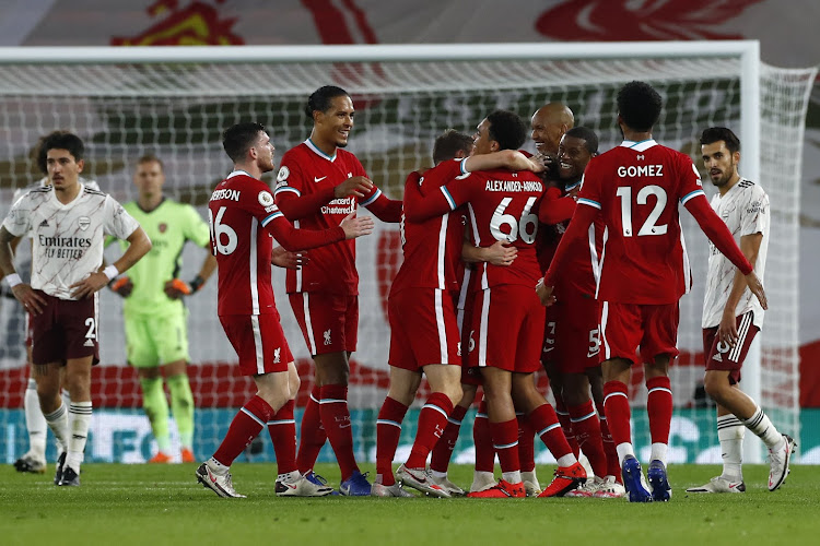 🎥 Premier League : Liverpool renverse Arsenal, Fulham et Odoi chutent à domicile contre Aston Villa