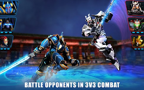 Ultimate Robot Fighting 7