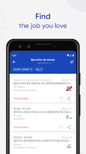App Jobs Search and Employment - OCCMundial APK for Windows Phone
