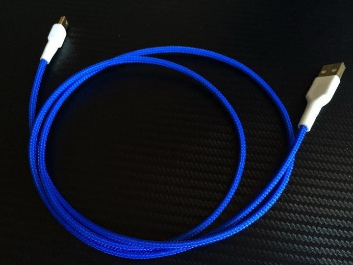 Cable custom - thú chơi mới cho dân nghiền phím cơ