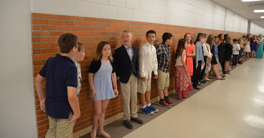 2018 Rogers 5th Grade Promotion Ceremony