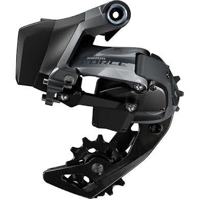 SRAM Force eTap AXS Rear Derailleur - 12-Speed, Medium Cage, Gray, D1