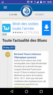 French Blues – Vignette de la capture d'écran