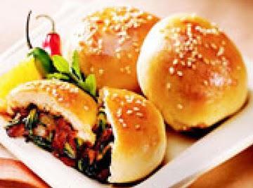Mandarin Beef Buns Recipe