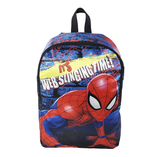 morral spiderman solo jetbag