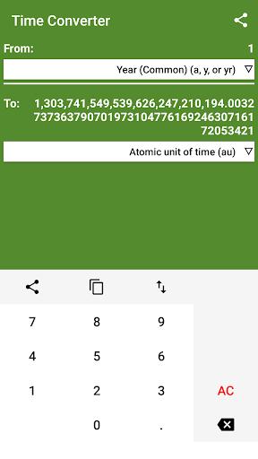 Time Converter screenshot 3