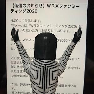 WRX STI  VAB アプライドAのカスタム事例画像 tamahiro 滋賀の謎のエージェントさんの2020年11月18日22:02の投稿