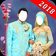 Muslim Couple Photo Suit Maker