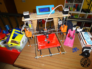 Photo: MILL 3D Printer