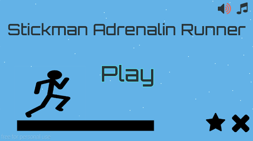 Stickman Adrenalin Runner