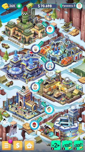 Code Triche Tap Tap Capitalist - City Idle Clicker APK MOD screenshots 6