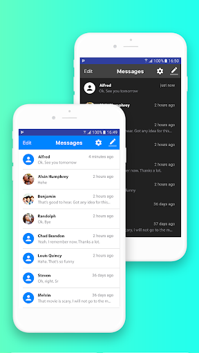 iMessage for IOS 11 Phone 8 1.6 screenshots 4