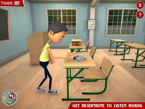 Crazy Teacher of Math in School Education Learning 1.7 screenshots 8