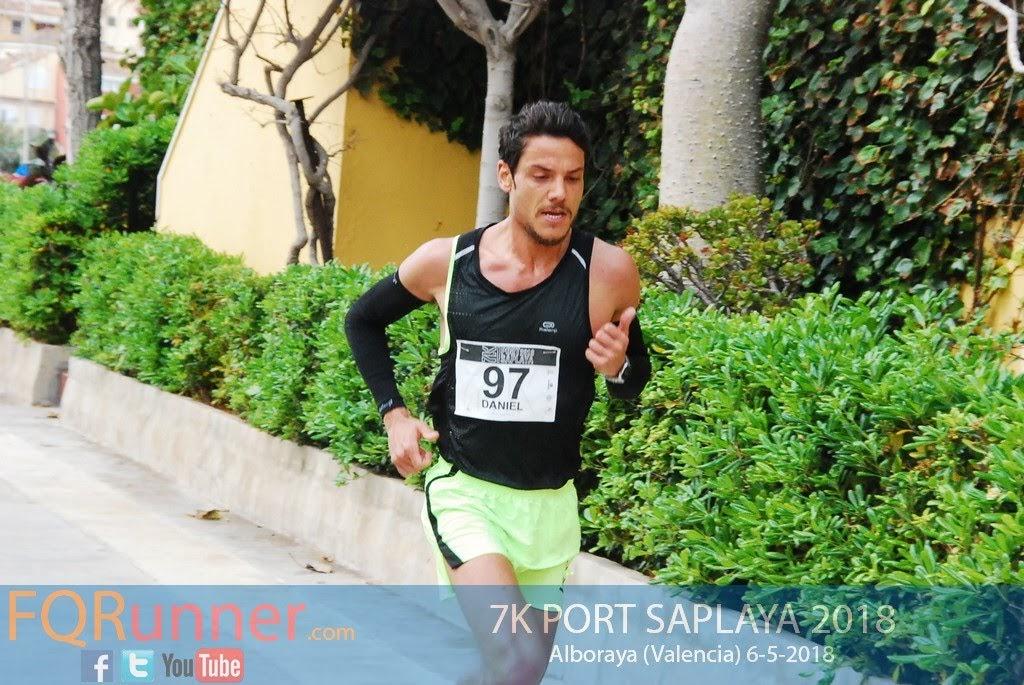 DANIEL SANTACRUZ GARRIDO del equipo Decathlon Kalenji Team