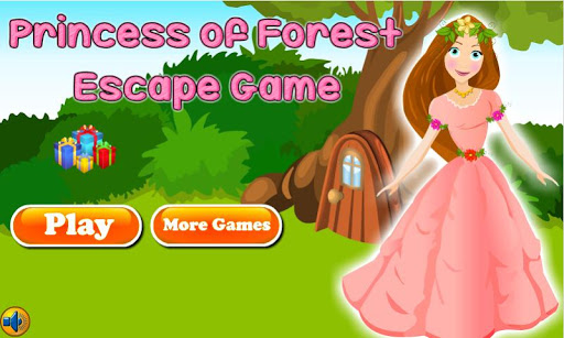 Princess of Forest Escape Game