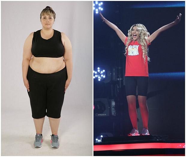 похудел на 160 кг