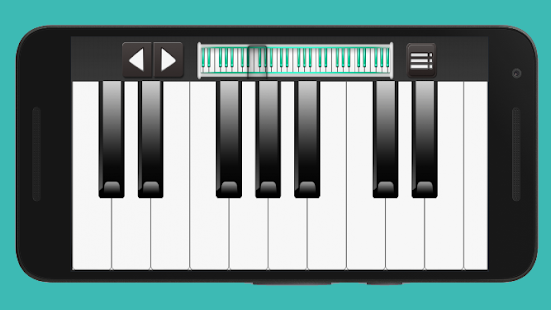 Electro Piano - náhled