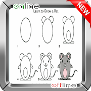 How To Draw Animals by tasukiapps icon
