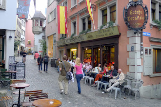 Photo: Zurich, commercial streets