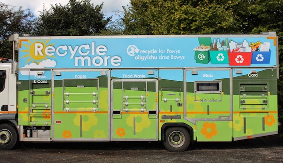 Snag hits recycling collections