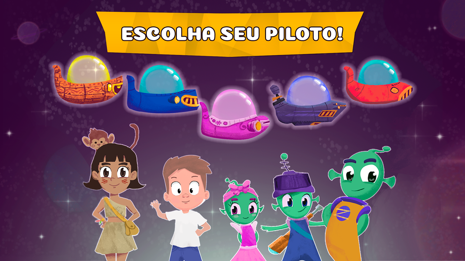 Zoic: Salvando Planetas- screenshot