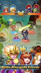 Castle Clash 1.7.1 Apk + Mod + Data for android 4