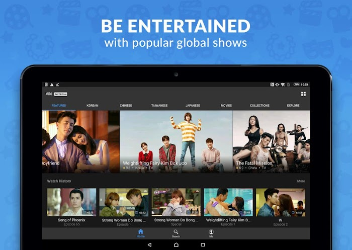 Viki: Korean Drama, Movies & Asian TV v2019 For Android APK Download