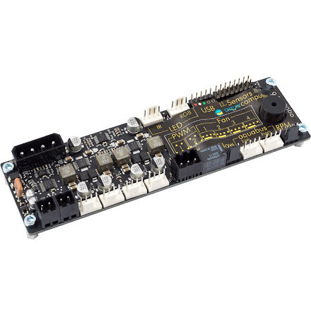 AquaComputer styringssentral, aquaero 6 LT USB